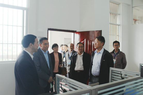 云浮市委常委、常务副市长胡海运 到郁南县职